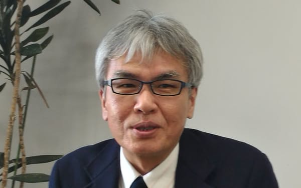 愛知大学の吉川剛キャリア支援センター長