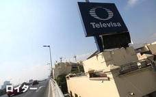 メキシコ・米放送局、スペイン語番組で新会社 SBG出資