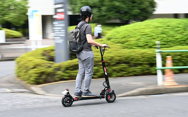 スケーター キック 特定非営利活動法人(NPO法人)日本キックスケーター協会 JAPAN