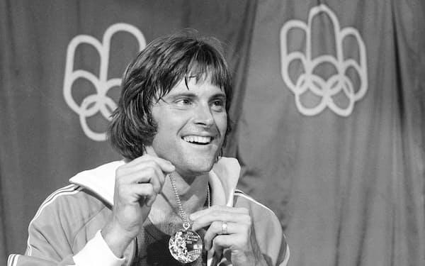 モントリオール五輪十種競技金メダルに輝いたブルース・ジェンナー。引退後も様々なフィールドで活躍してきた=AP