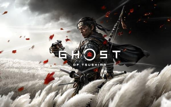 ソニーグループが映画化する人気ゲーム『Ghost of Tsushima』©2020 Sony Interactive Entertainment LLC.