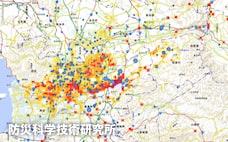 災害対策本部に電子地図を 熊本地震「押しかけ」が原点