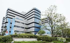 横浜市立大学付属病院(横浜市金沢区)は米軍・根岸住宅跡地への移転が計画されている