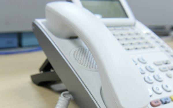 誰かから、必ずしも自席にいるとは限らないのに、かかってくる固定電話。取り次ぐのは無駄な作業なのか