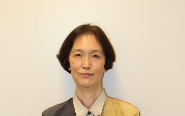 日本女子大学学生生活部長の坂田薫子氏