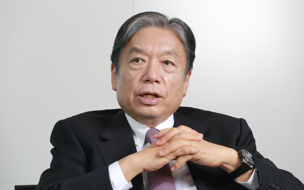 橋本真幸SUMCO会長兼CEO