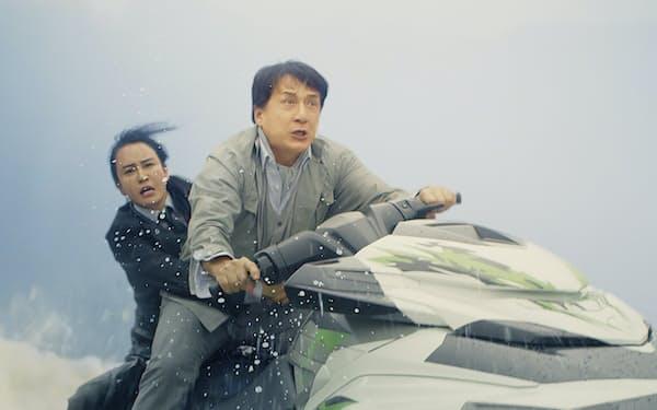 5月7日から公開(一部で休映)©2020 SHANGHAI LIX ENTERTAINMENT CO.LTD ALLRIGHTS RESRVED