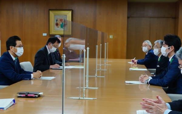 札幌市の「まん延防止」適用へ議論を始めた(15日)