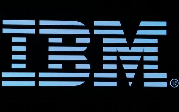 米IBMの1~3月期決算はクラウド事業の成長に支えられ、5四半期ぶりの増収となった=ロイター