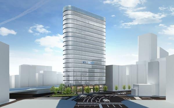 高松グループはESG債で得た資金を東京本社の建て替えに充てる