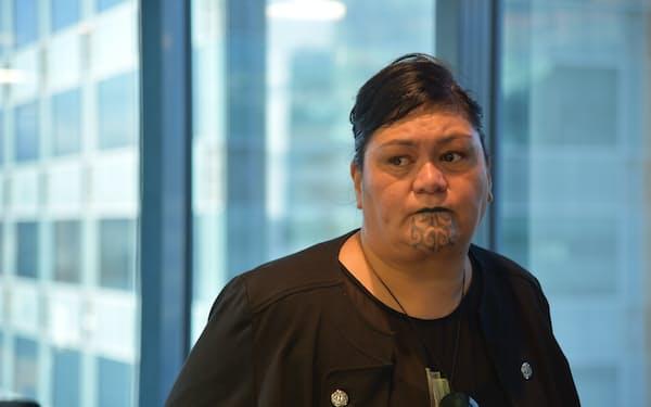 NZのマフタ外相=AAP