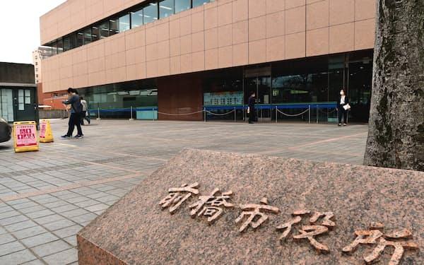 スーパーシティ計画に小学校から大学までの一貫校設置を盛り込んだ(前橋市)