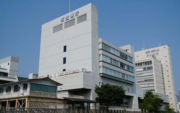 阿波銀行本店(徳島市)内に証券窓口のコンサルティングプラザを開設する
