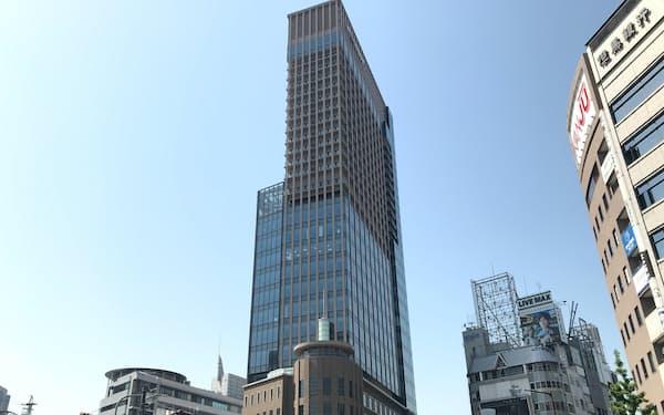 26日開業予定の神戸三宮阪急ビル