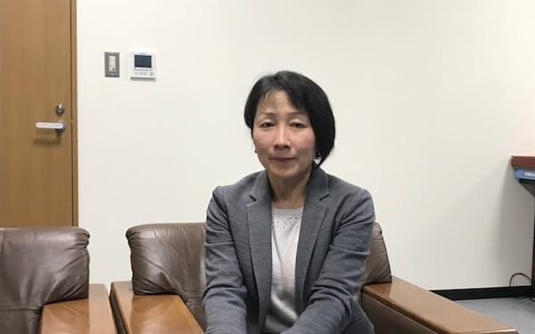 北海道経済同友会の副代表幹事に就く小高氏