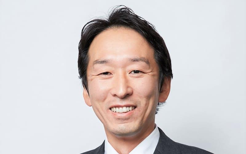 関口智信さん 1998年新和光投信委託(現アセットマネジメントOne)入社。日本株のアナリスト業務などを経て、2005年から日本株の投資信託の運用を担当