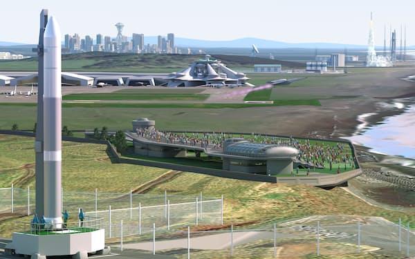 新会社は発射場の増設など大樹町での宇宙産業を拡大させる(画像はイメージ)