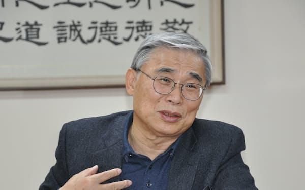 韓国の李鍾奭(イ・ジョンソク)元統一相