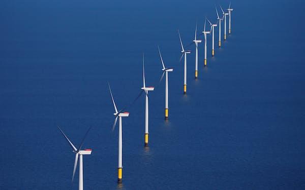 ノルウェー政府年金基金の運用会社は洋上風力発電所に投資する=ロイター