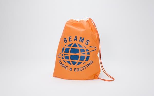ビームス(東京・渋谷)は5月からビニール製の袋を廃止する