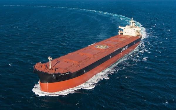 三井E&SHDはばら積み船やタンカーなどで常石造船と連携する