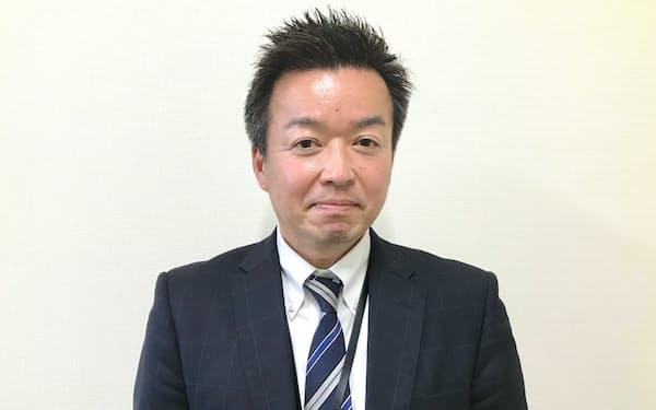 西南学院大学就職課の松村聡課長