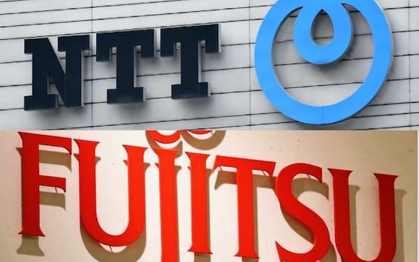 NTTと富士通は光通信技術の開発で連携を深める