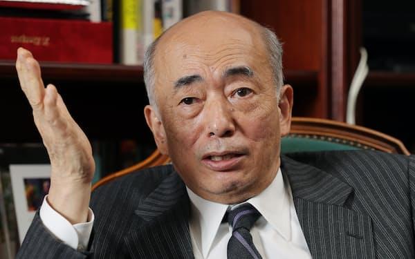 佐々江賢一郎 日本国際問題研究所理事長