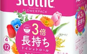 日本製紙は通常の長さのロール販売を3月末で終了した