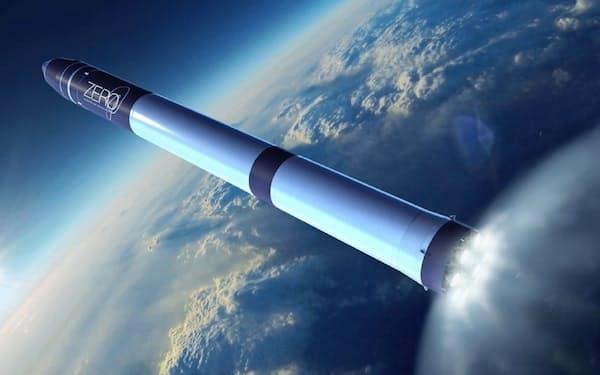 1次産業や航空宇宙など、成長領域で創業直後の企業支援に照準を絞る(写真は宇宙スタートアップ、インターステラが開発中のロケットのイメージ)
