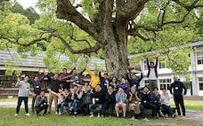 鹿児島の地域企業に横のつながり 保育園で街をデザイン