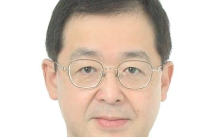北海道銀行の頭取に就任する兼間祐二取締役