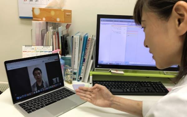 エムスリーの医療情報サイトには日本の医師の9割が登録している。