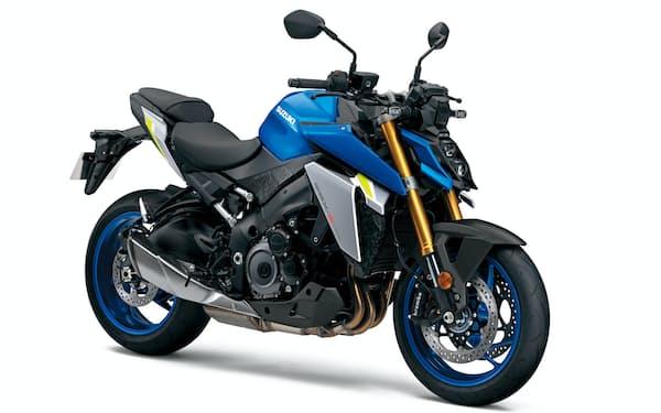 スズキの新型ストリートバイク「GSX-S1000」