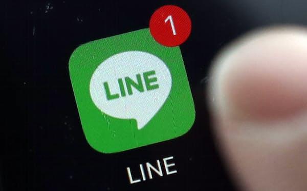 LINEの国内利用は8600万人に上る
