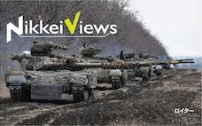 ウクライナは第2のジョージアか ロシア部隊展開の真意