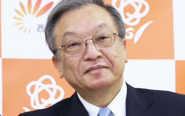 谷川浩道氏