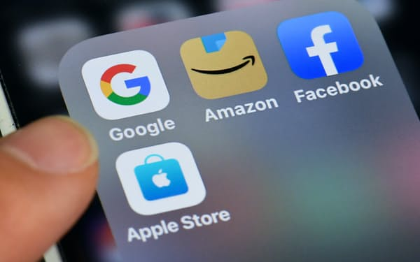 巨大ITの寡占化によってネット広告を巡る取引の公正性や透明性が課題となっている