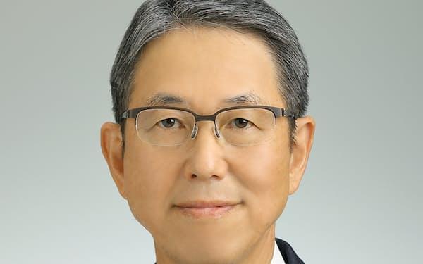 ユアテックの新社長に就任する太田良治副社長