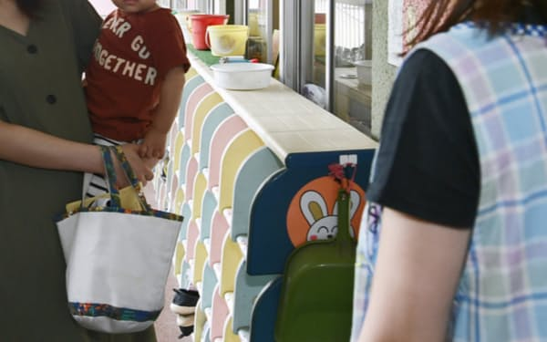 育休明けに保育園の送迎などで短時間勤務を選ぶ人は少なくない