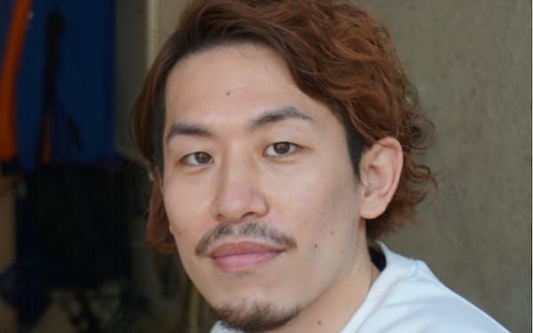 207の高柳慎也代表
