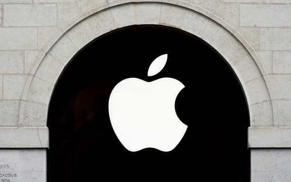 アップルが28日発表した21年1~3月期決算は2四半期連続で増収増益を維持した=ロイター