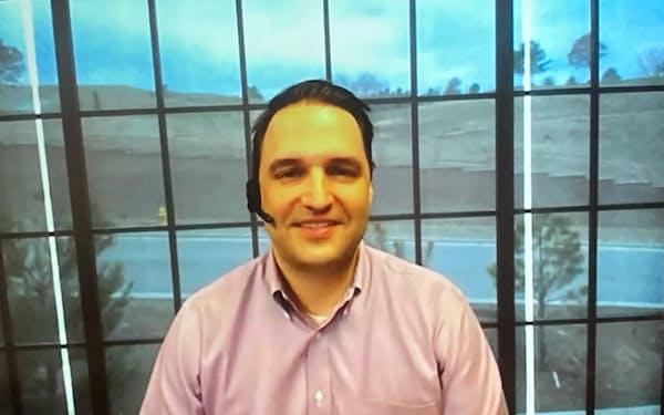 パートナーズ・グループのデイビッド・レイトン共同最高経営責任者(CEO)