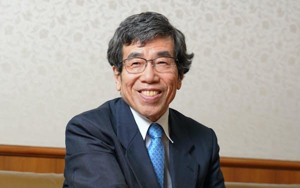 瑞宝大綬章を受章する杉本和行・元公取委員長