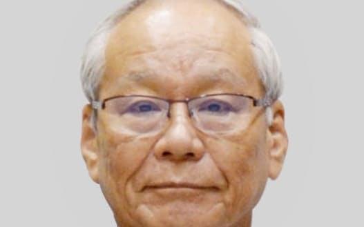横倉義武氏