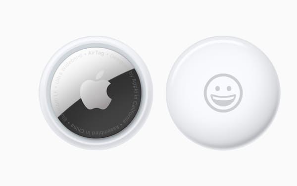 アップルの紛失防止デバイス「AirTag」