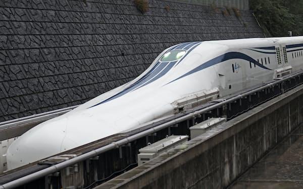 JR東海が公開したリニア中央新幹線の改良型車両