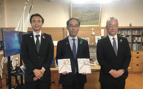 埼玉りそな銀行は寄付型私募債や投資信託の発行を通じて寄付金を集めた