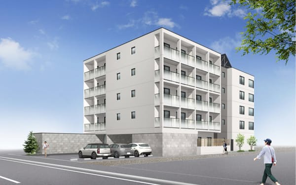 北海道ガスは住宅賃貸事業に参入する