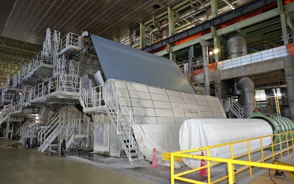 パルプ価格が高騰し、製紙会社のコストが上昇している